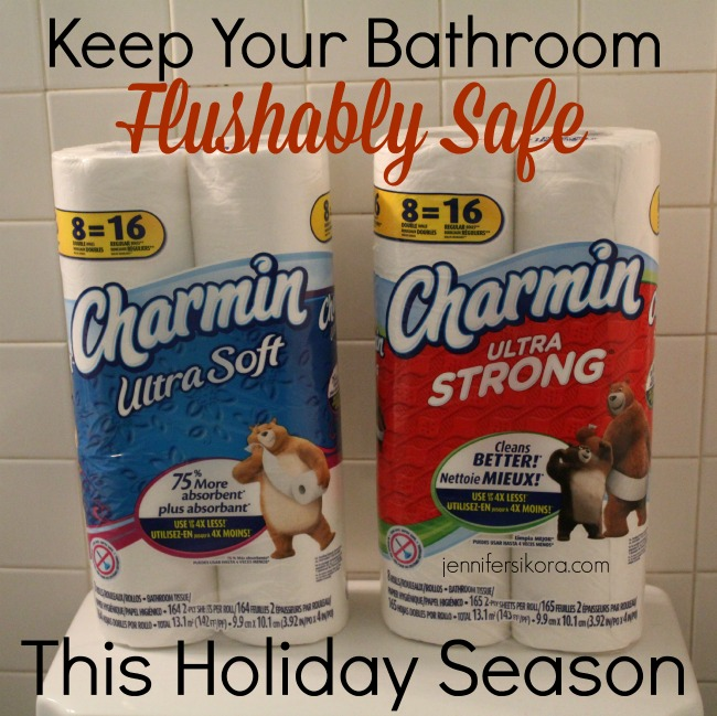 Charmin Lets You #TweetFromTheSeat with Confidence this Holiday Season