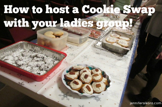 How to Host a Cookie Swap featuring Oriental Trading