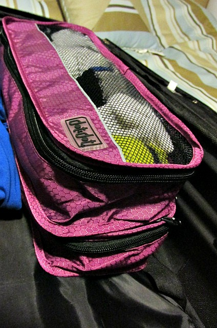 Make Traveling Easier with Dot&Dot Packing Cubes