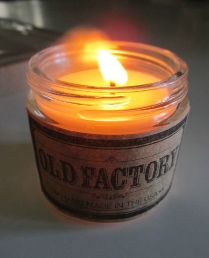 Make Your Home Smell Amazing With Old Factory Soy Candles