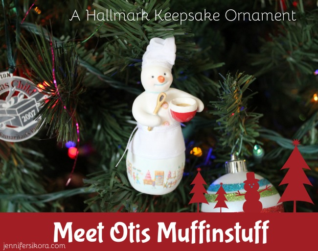 Hallmark Keepsake Ornaments – Meet Otis Muffinstuff