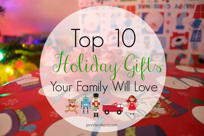 Top 10 Gifts to Give this Holiday Season
