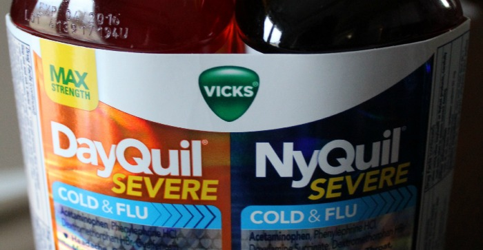 Beat the Cold and Flu Season with Vicks DayQuil and Nyquil Severe #ReliefIsHere