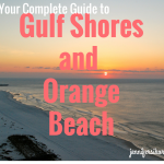 Gulf Shoresand Orange Beach