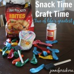 snack time and crack time
