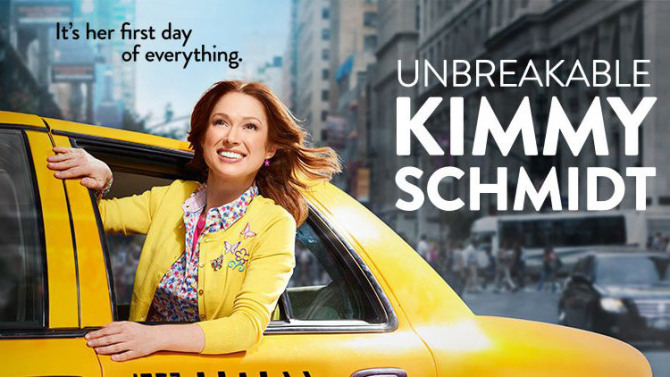 The Unbreakable Kimmy Schmidt is Now Available for Streaming on Netflix
