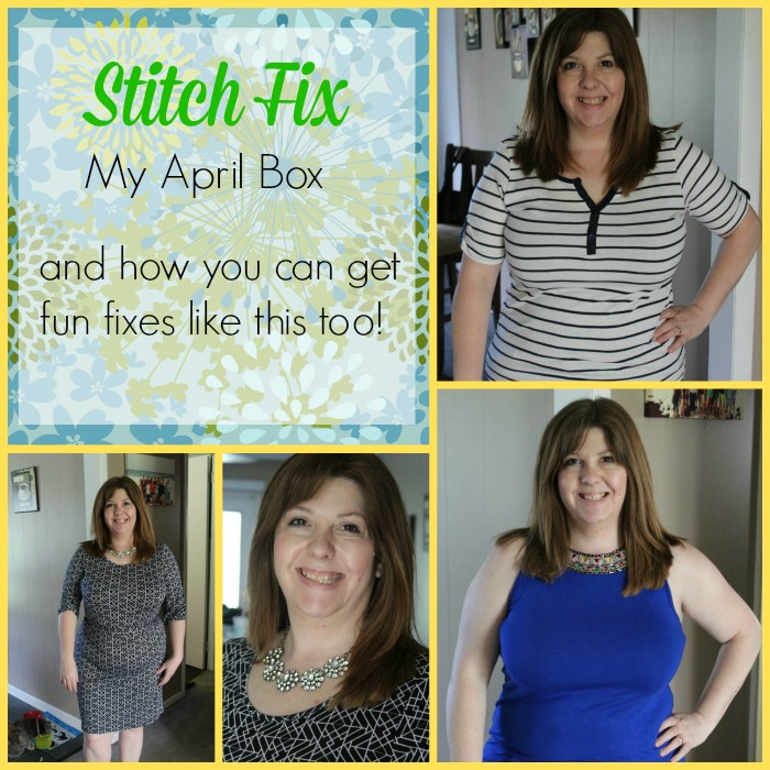 My Stitch Fix for April – What I Loved and What I Hated