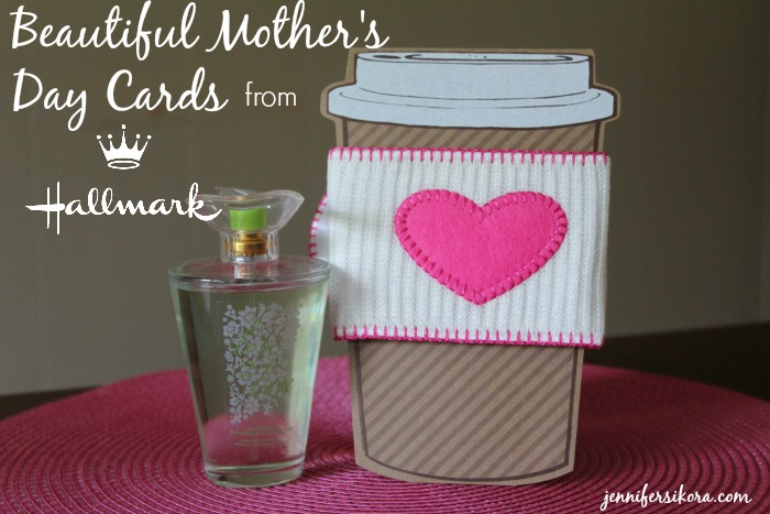 Make Mom Smile with Love from Hallmark This Mother's Day