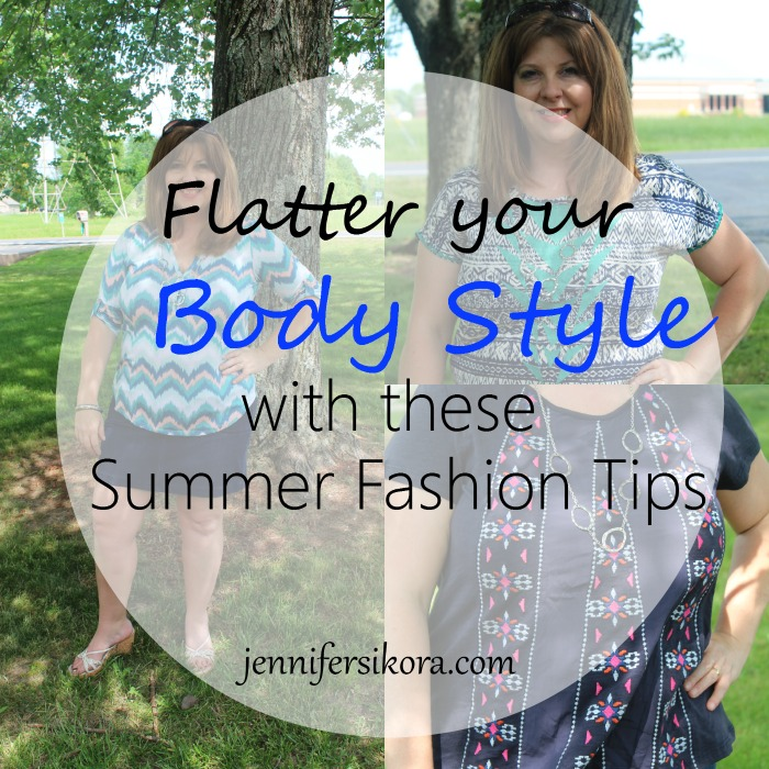 Summer Fashions That Will Flatter Your Body Style