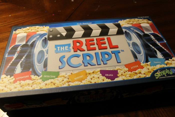 The Reel Script – A Family Fun Game from Simply Fun
