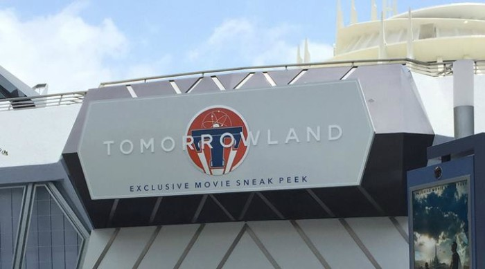 Tomorrowland Movie Sneak Peak