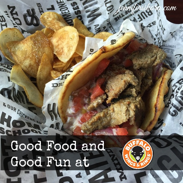 Good Food and Good Fun at Buffalo Wings and Rings