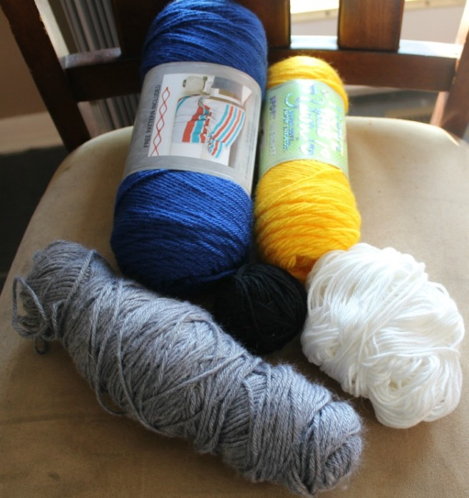 Yarn Needed for Crochet Project