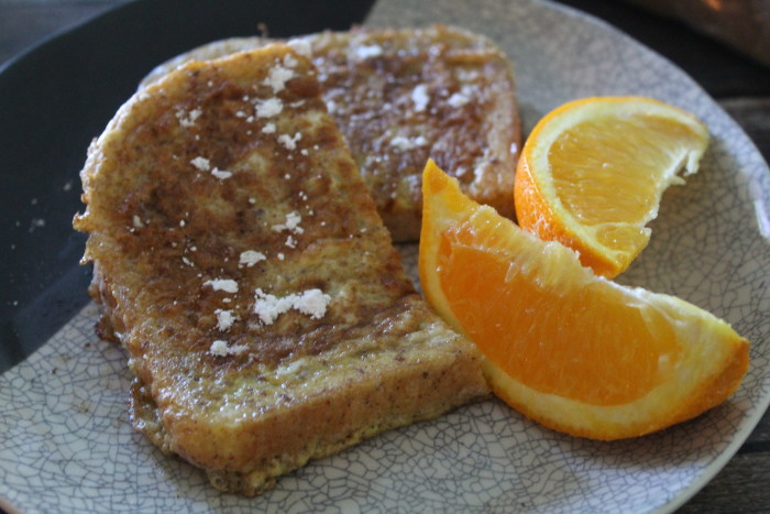 French Toast brownberry