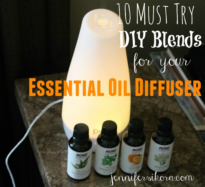10 Must Try Essential Oil Recipes
