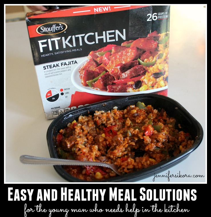 Easy and Healthy Meal Solutions for Young Men