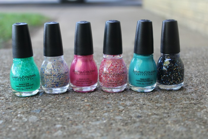 Get Your Nails Summer Ready with the New Street Fusion Colors from SinfulColors