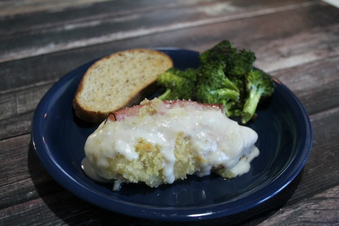 chicken cordon bleu sauce