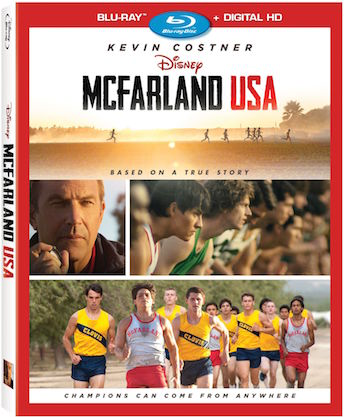Mcfarland USA now on DVD