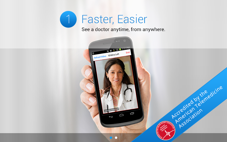 Consult A Doctor Anytime And Anywhere With Amwell