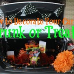 trunk or treat can be fun especially when you decorate using these easy tips
