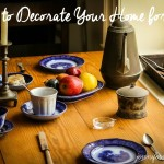 Here are my tips to help you decorate your home for fall