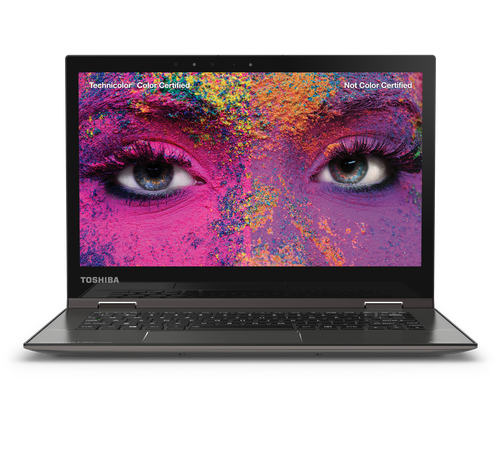 Toshiba Satellite Radius 12 at Best Buy