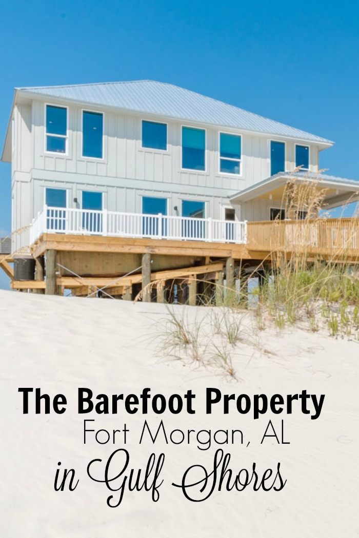 the barefoot property