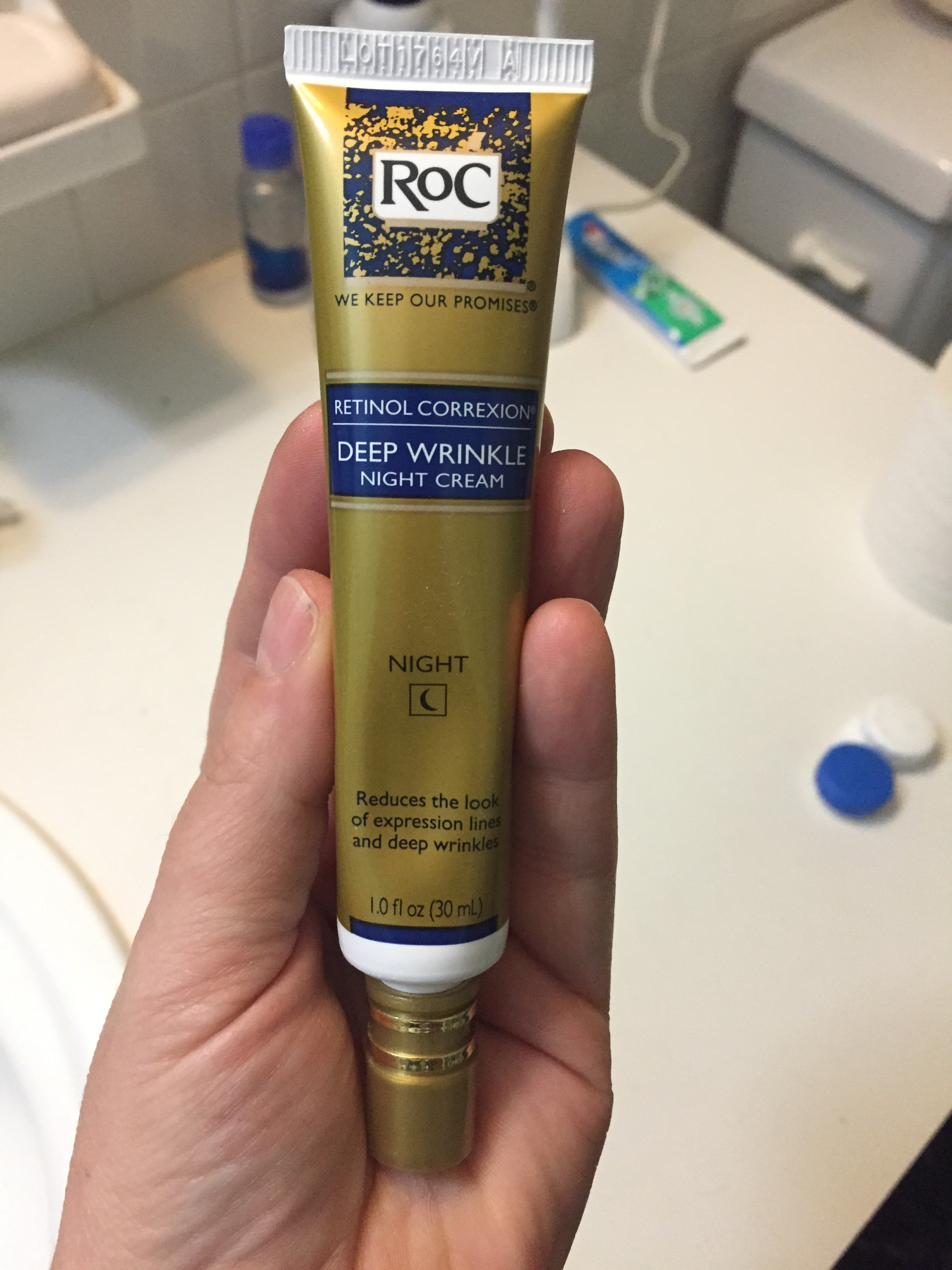 My Experience of RoC® Skincare