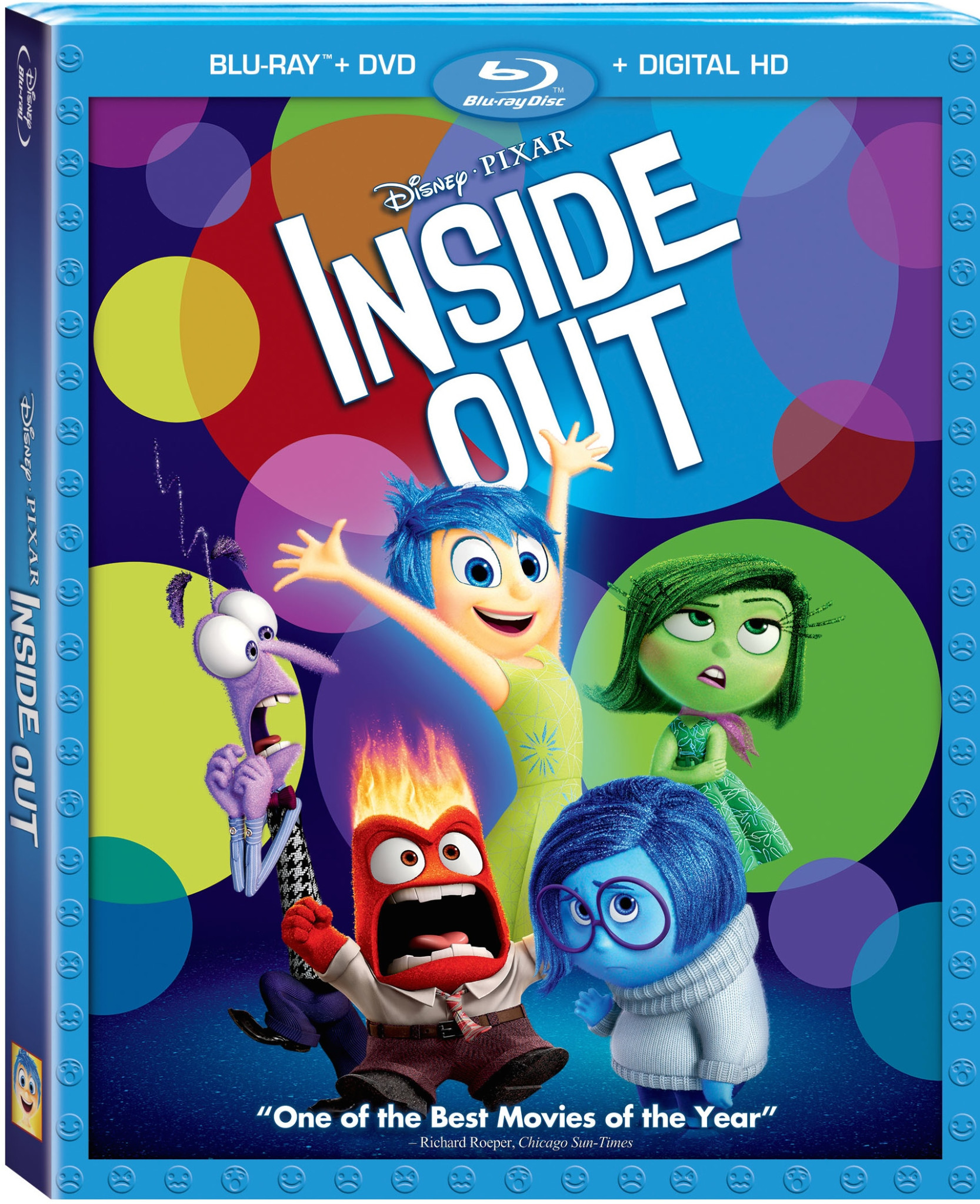 Disney Pixar's Inside Out Now Available