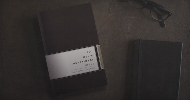 ESV Men's Devotional Bible (plus giveaway)