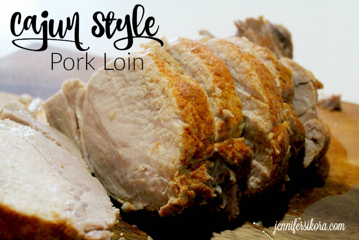 Cajun Style Pork Loin Recipe and My Review of the  Fairwind FWPC6L 6Liter Pressure Cooker