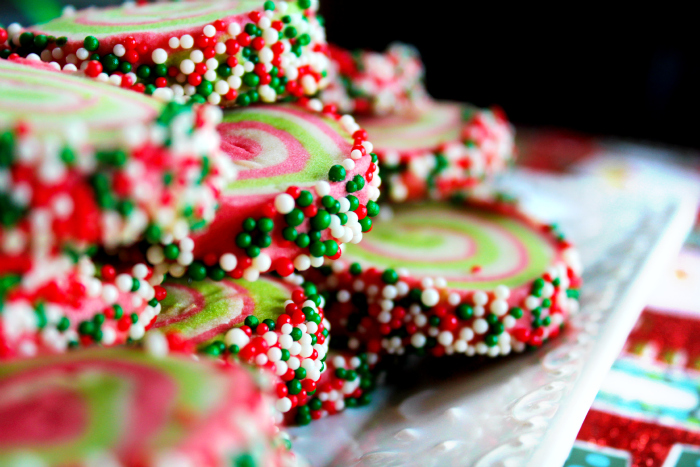Grinch Cookies – Perfect Cookies for Santa