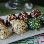 Mini Savory Cheeseballs 4