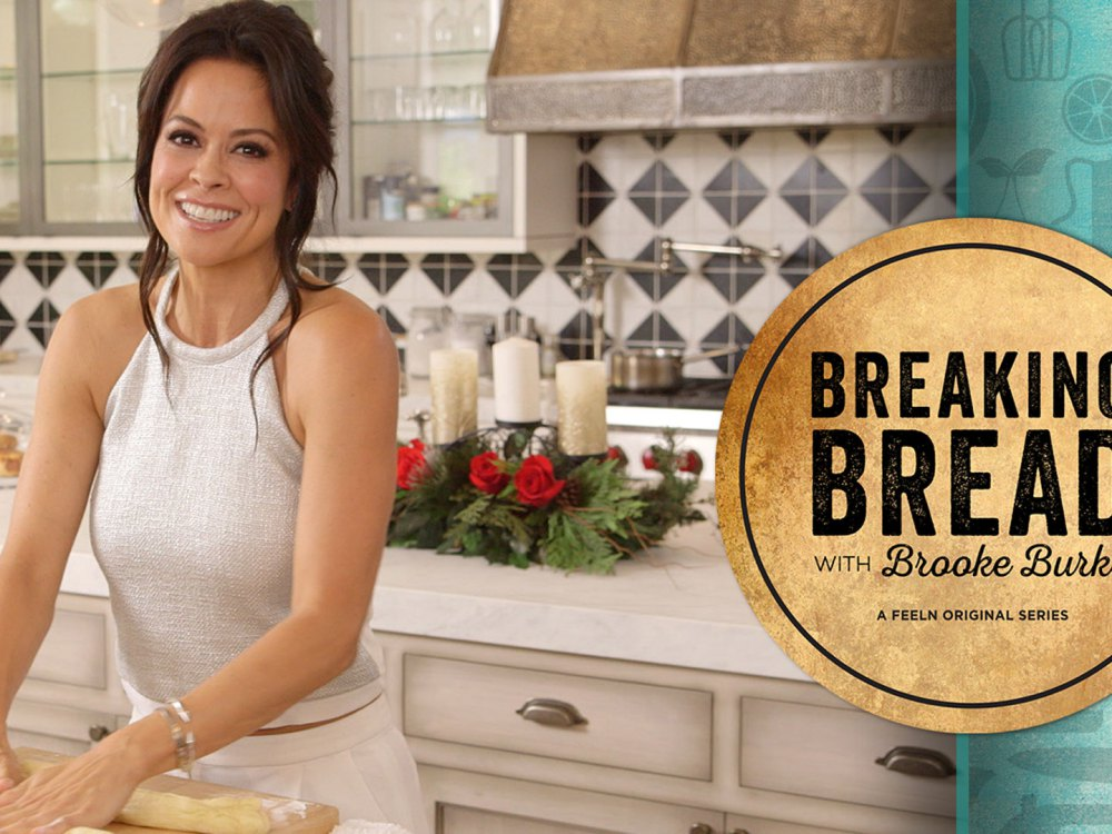 Breaking Bread with Brooke Burke – Now Available on Feeln