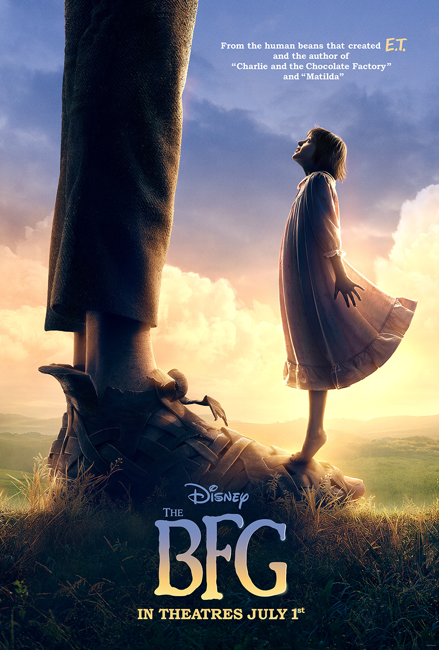 The BFG First Look