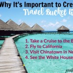 Creating a Travel Bucket List