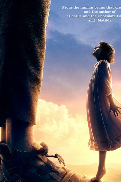 Disney Unveils First Poster for The BFG