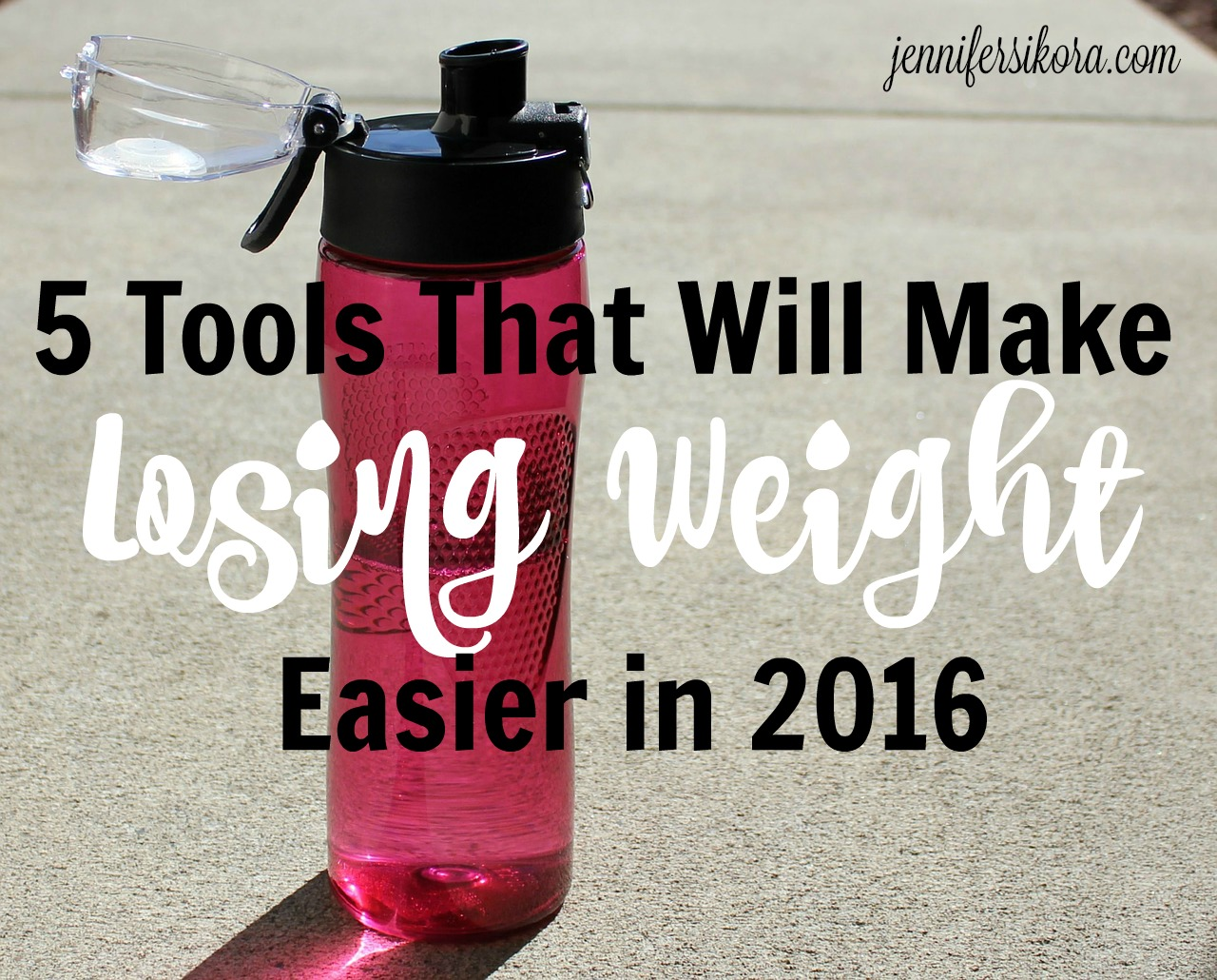 5 Tools That Will Make Losing Weight Easier in 2016