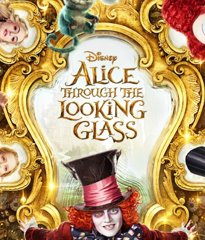 Pink To Partner With Disney's ALICE THROUGH THE LOOKING GLASS + New Poster