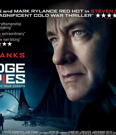 Bridge of Spies Now Available on DVD
