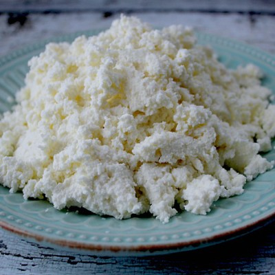 How to Make Your Own Ricotta Cheese
