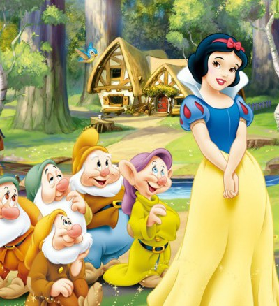 Disney's Snow White and the Seven Dwarfs Now On Digital HD and BluRay