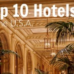 Top 10 hotels featured