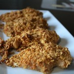 healthier unfried chicken featured