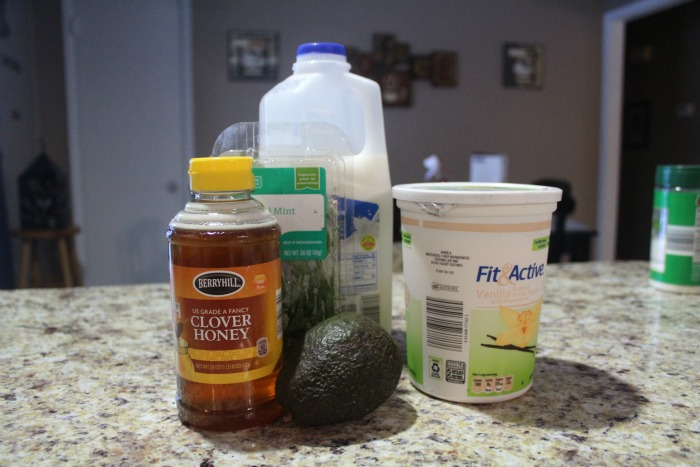 skinny hsamrock shake ingredients