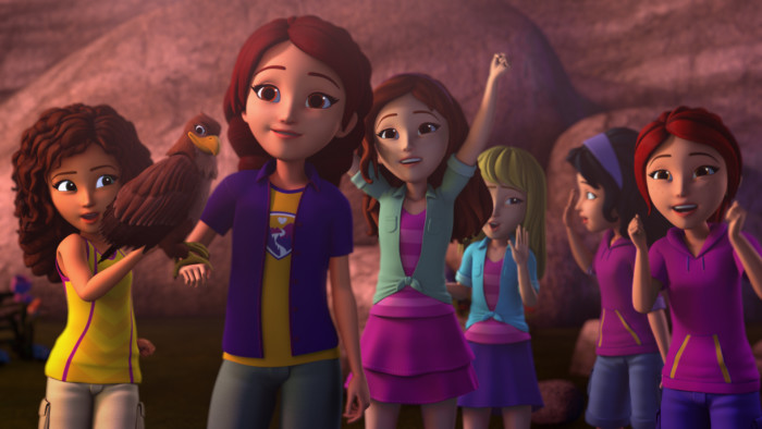 LEGO Friends Camp Wild Hearts Still 3