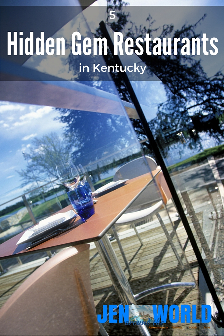 hidden gem restaurants in KY