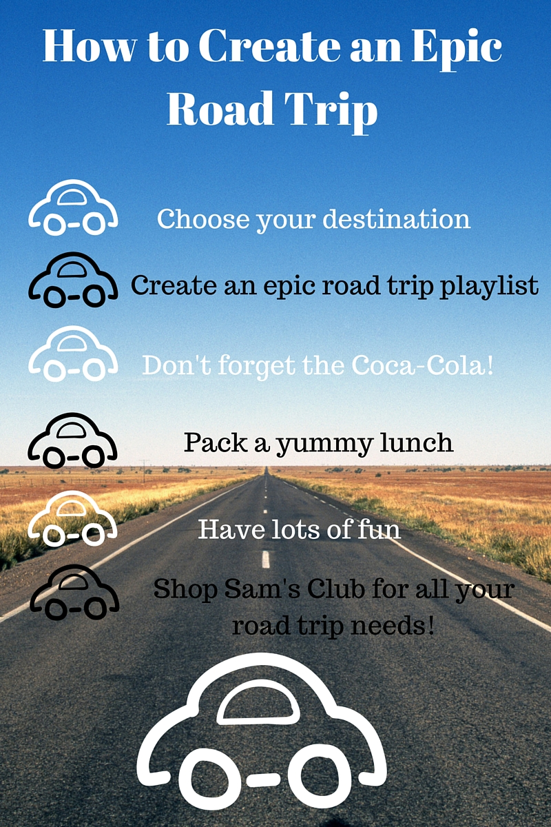 How to Create an Epic Road Trip