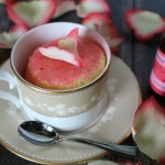 Rose Water Mug Cake Featured 1